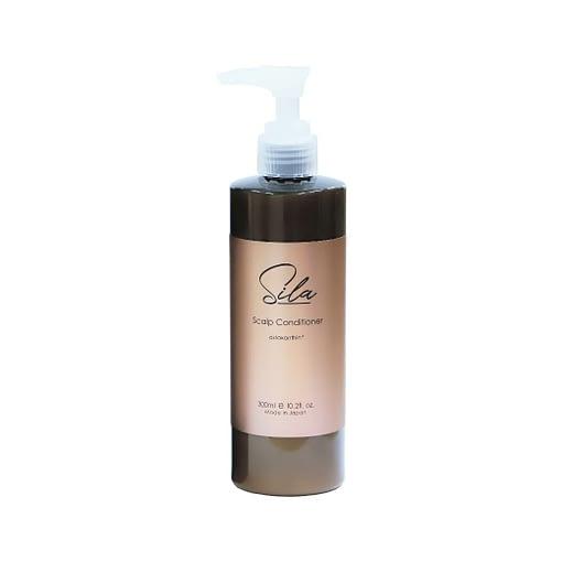 Sila日本藻紅素保濕護髮潤髮乳