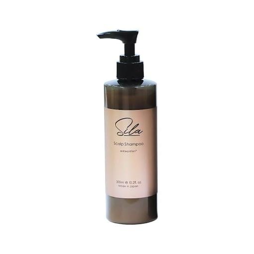 Sila日本藻紅素 頭皮養護洗髮精